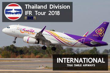 Tour] Thailand Division Supersonic Tour 2018 – IVAO Thailand Division